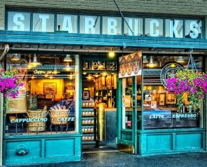 The Original Starbucks