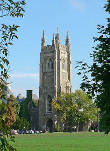 Soldiers Tower Toronto University