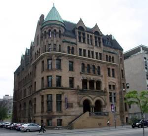 Stewart Building Toronto