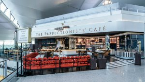 The Perfectionist's Cafe Heathrow