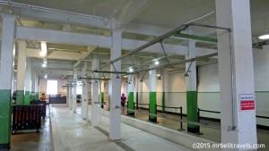 Prisoner Shower Area