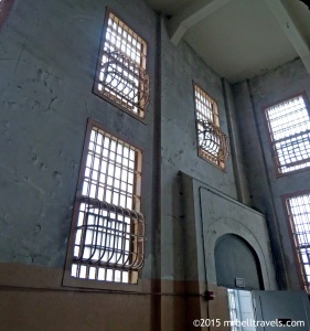Inside the Cell House
