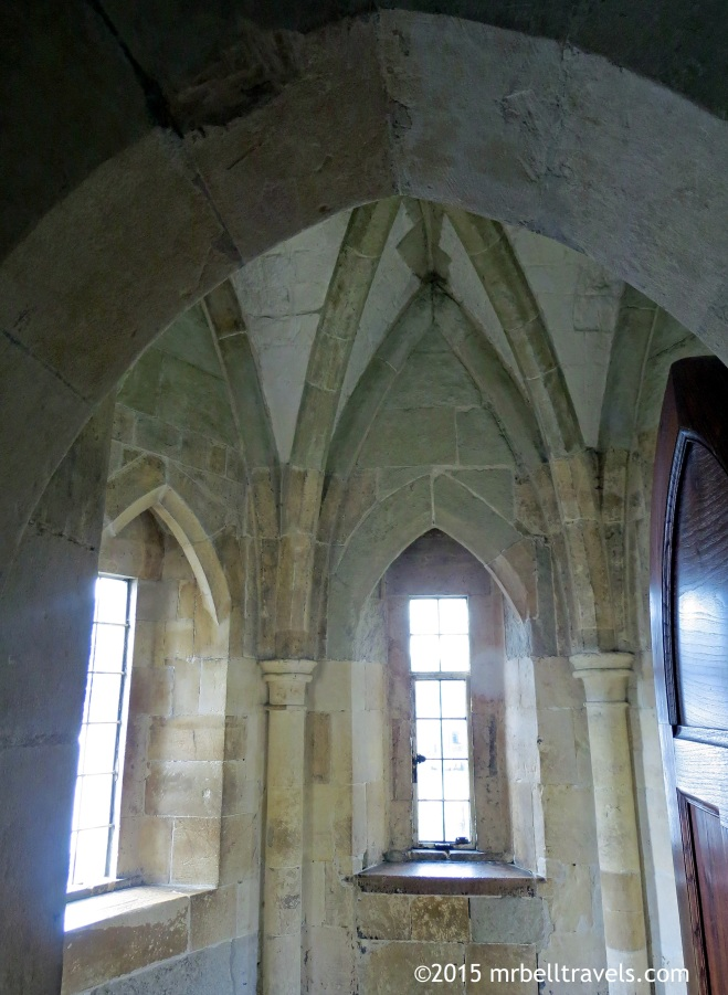 Inside the Medieval Palace