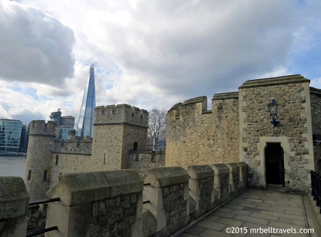 The Tower Walls