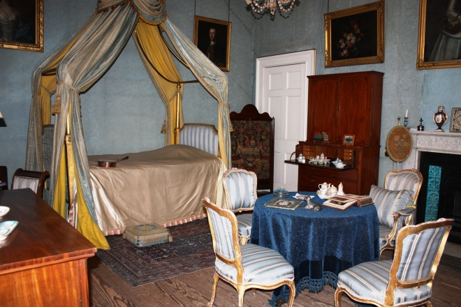 Princess Victoria's Bedroom Syon Park