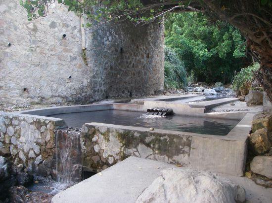 St Lucia Volcano Mud Bath
