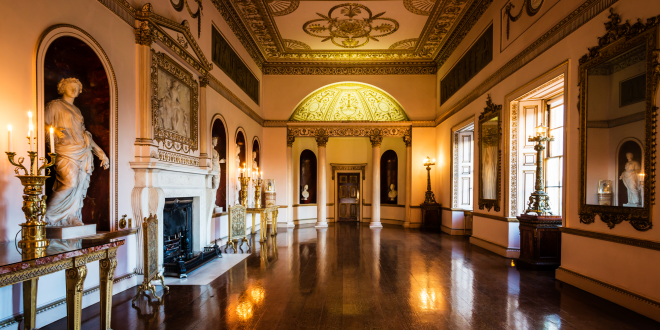 State Dining Room Syon Park