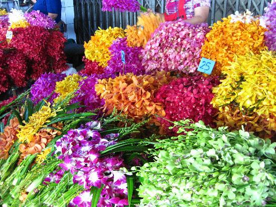 BKK Flower Market 2