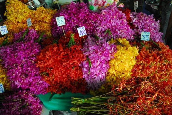 BKK flower market 3