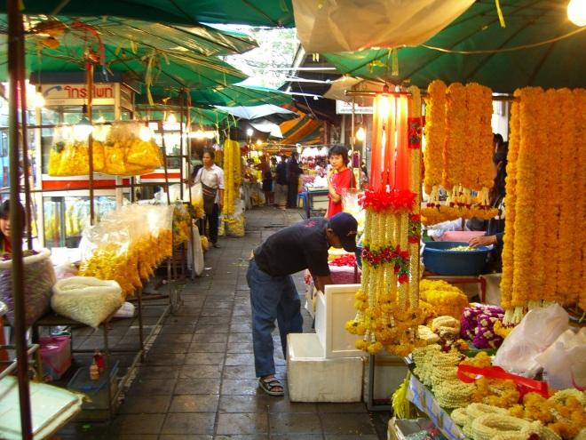 BKK Flower Market