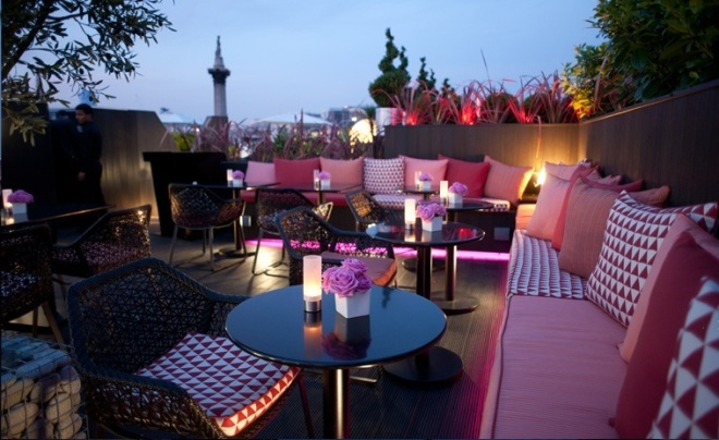 Bloom Gin Roof Top Bar