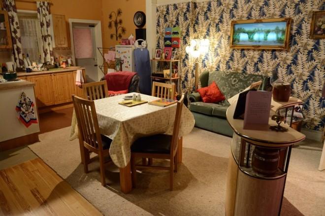 Duckworth's Dobb's Interior
