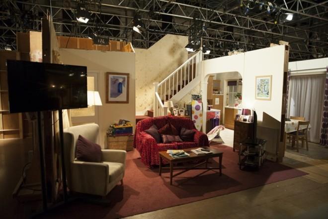 Platt's House Interior