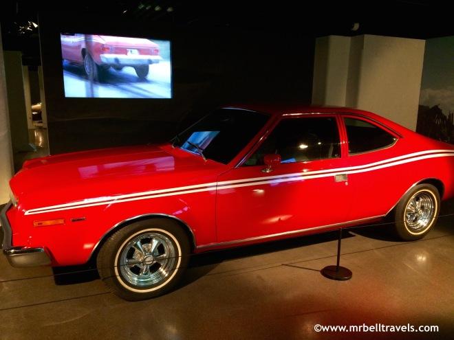 AMC Hornet Hatchback The Man With The Golden Gun 1974