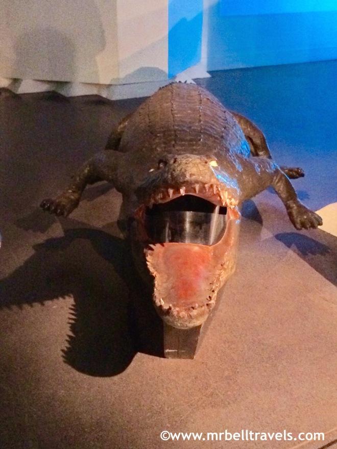 Crocodile Submarine Octopussy 1983