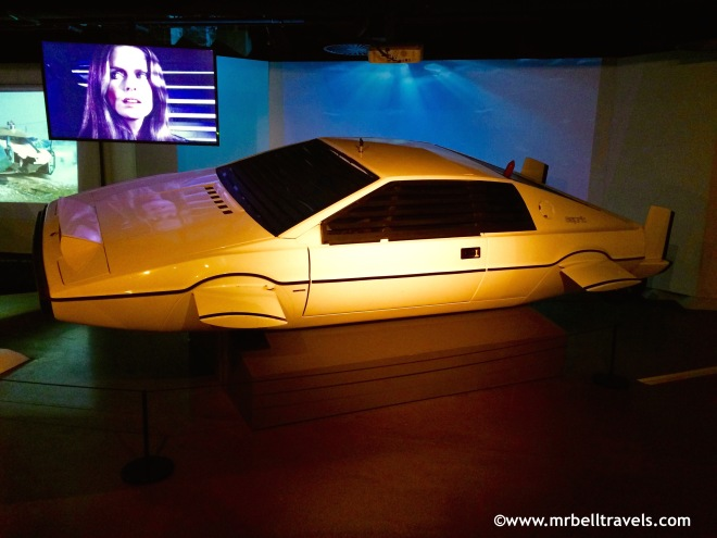 Lotus Esprit S1 The Spy Who Loved Me 1977