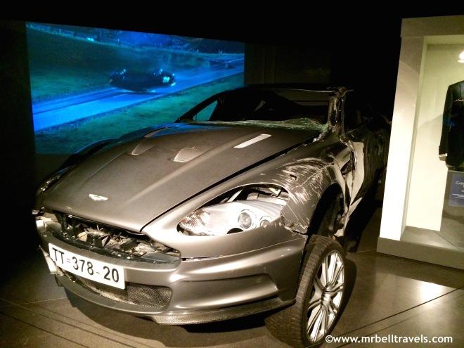 Aston Martin DBS Casino Royale 2006