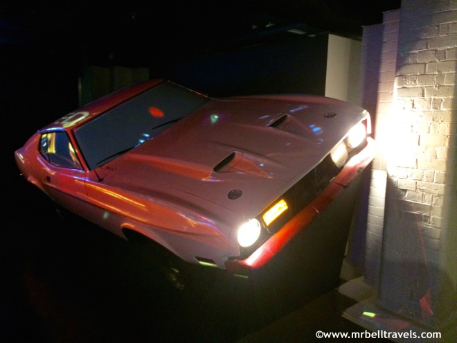 Ford Mustang Mach I Diamonds Are Forever 1971