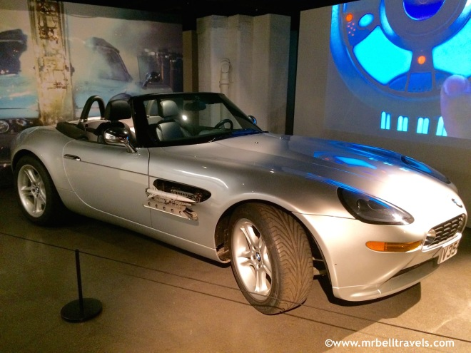 BMW Z8 The World Is Not Enough 1999