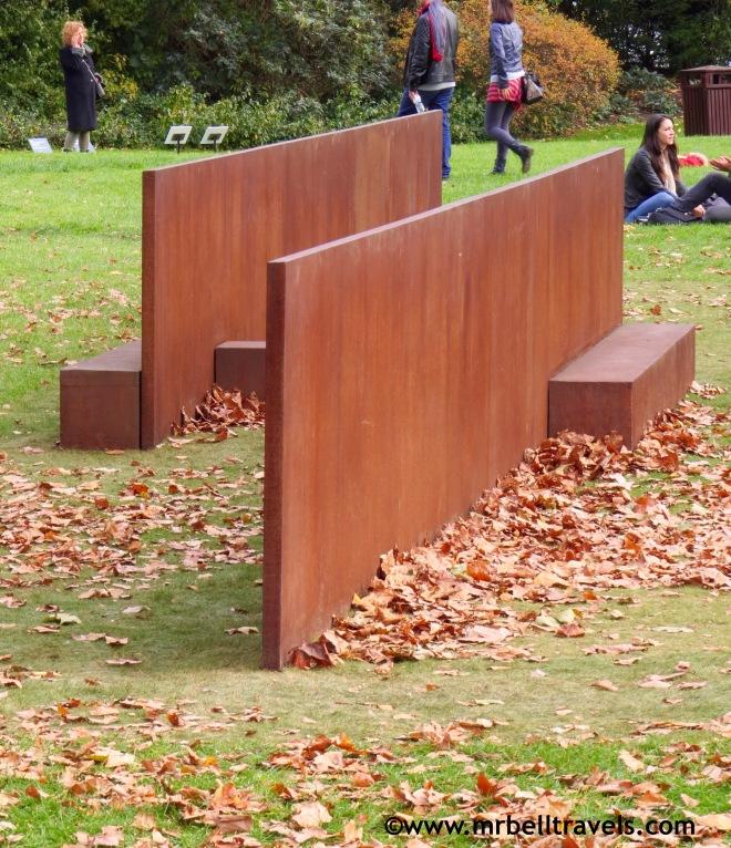 Lock 1976 - 77 Richard Serra